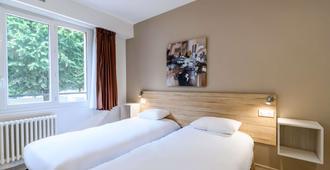 凱富盧昂阿爾芭酒店 - 盧昂 - 羅恩 - 臥室