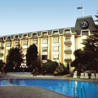 Distinction Hotel Rotorua - Rotorua - Building