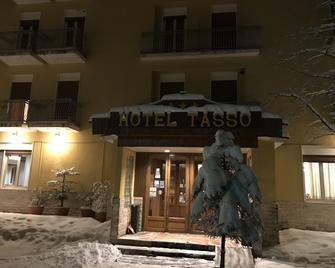 Hotel Tasso - Camigliatello Silano - Edificio