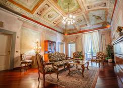 Hotel Fortuna - Perugia - Pokój dzienny