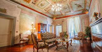 Hotel Fortuna - Perugia - Living room