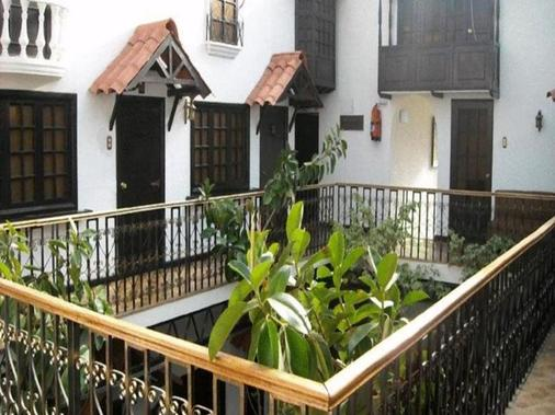 Hotel Calacoto - Λα Παζ - Μπαλκόνι