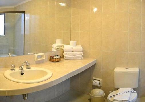 Hotel Calacoto - Λα Παζ - Μπάνιο