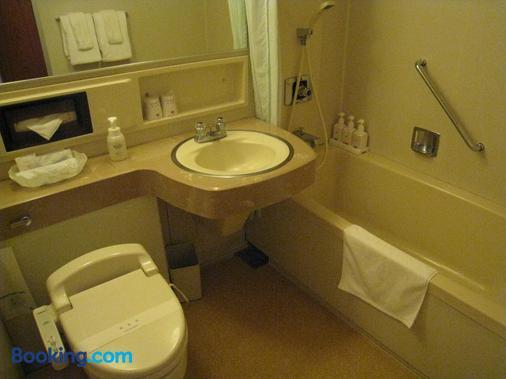 箱根Marroad飯店 - 箱根 - 浴室