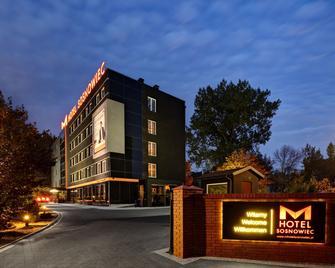 M Hotel Sosnowiec - Sosnowiec - Gebäude