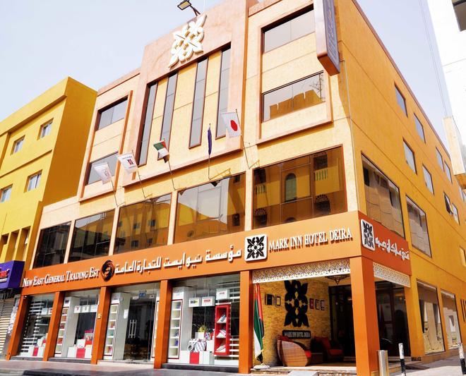 戴爾拉馬克因酒店 - 杜拜 - 杜拜 - 建築