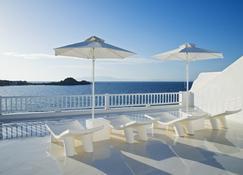 Petasos Beach Resort And Spa - Platis Gialos - Balcony