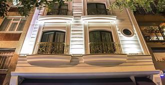 Rawda Hotel Bakirkoy - איסטנבול - בניין