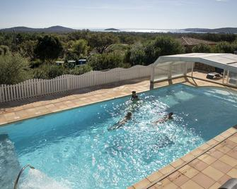 Résidence Chiar' DI Luna - Sainte-Lucie-de-Porto-Vecchio - Pool