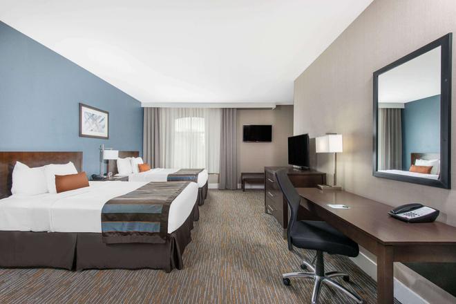 尼亞加拉瀑布城溫德漢溫蓋特酒店 - 尼加拉瀑布 - 尼亞加拉瀑布 - 臥室