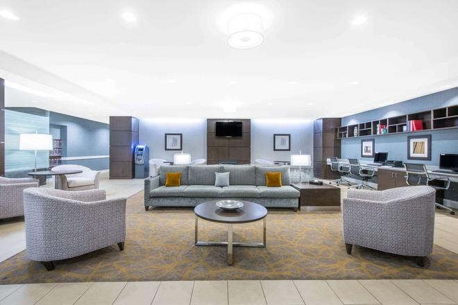尼亞加拉瀑布城溫德漢溫蓋特酒店 - 尼加拉瀑布 - 尼亞加拉瀑布 - 休閒室