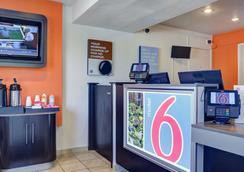 Motel 6 Eugene South - Springfield - Eugene - Hành lang