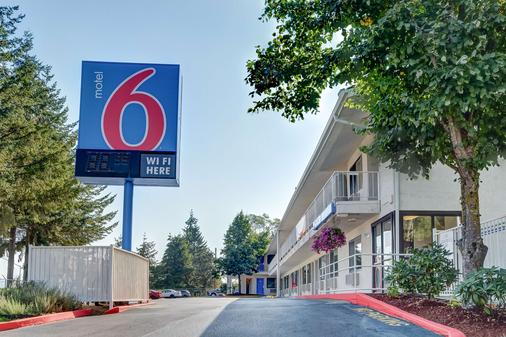 Motel 6 Eugene South - Springfield - Eugene - Building