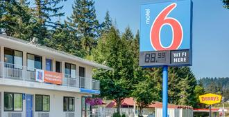 Motel 6 Eugene, Or - South Springfield - Eugene - Edificio