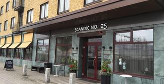 Scandic No 25 - גטבורג - בניין
