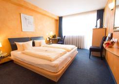 Hotel National Düsseldorf - Düsseldorf - Phòng ngủ
