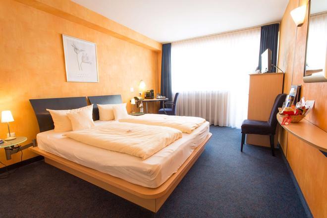 Hotel National Düsseldorf - Düsseldorf - Bedroom