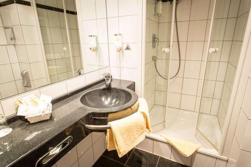 Hotel National Düsseldorf - Düsseldorf - Phòng tắm