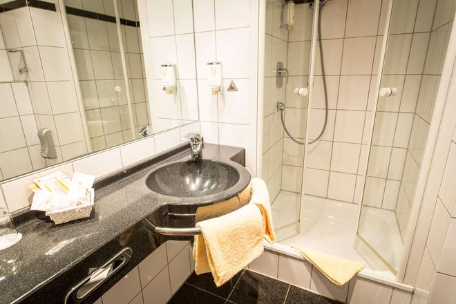 Hotel National Düsseldorf - Düsseldorf - Bathroom