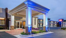 Econo Lodge - Selma - Edificio