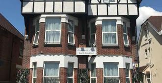 Landguard House - Southampton - Edificio