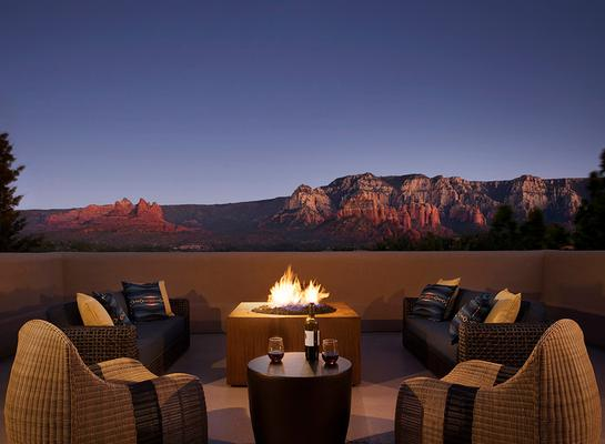 Sky Rock Inn of Sedona - Sedona - Balcón