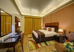 Al Khoory Hotel Apartments Al Barsha - Dubai - Phòng ngủ