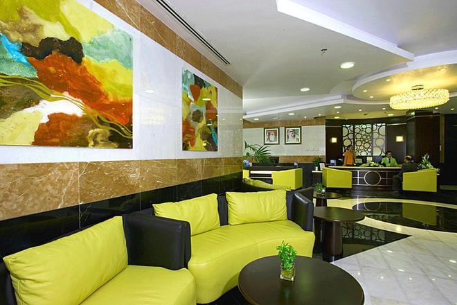 Al Khoory Hotel Apartments Al Barsha - Dubai - Lobby