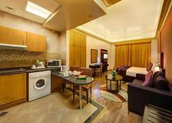 Al Khoory Hotel Apartments Al Barsha - Dubái - Cocina