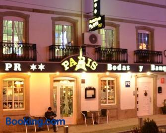 Hostal-Restaurante Paris - Forcarei - Building