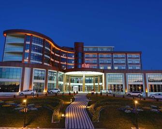 Afbel Termal & Spa Hotel - Afyon - Building