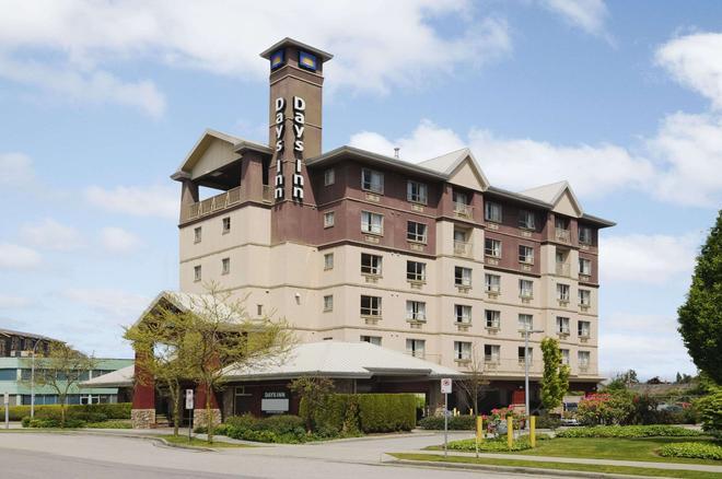 Days Inn by Wyndham, Vancouver Airport - Richmond - Rakennus