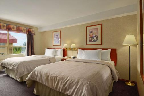 Days Inn by Wyndham, Vancouver Airport - Richmond - Κρεβατοκάμαρα