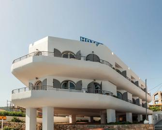 Nontas Hotel - Megalochori - Edificio