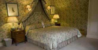 كوتسولد لودج هوتل - أكسفورد - غرفة نوم