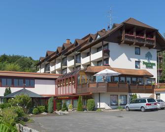 Panorama Hotel Heimbuchenthal - Heimbuchenthal - Gebouw