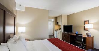 Comfort Inn Pensacola - University Area - פנסאקולה - חדר שינה