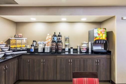 Comfort Inn Pensacola - University Area - Pensacola - Buffet