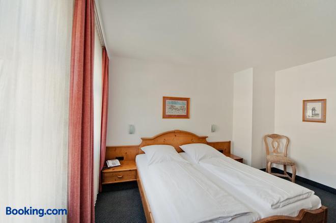 Hotel Alt-Ringlein - Bamberg - Bedroom