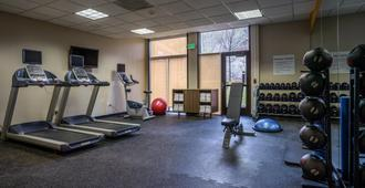 Holiday Inn Express Springdale - Zion National Park Area - Springdale - Gimnasio