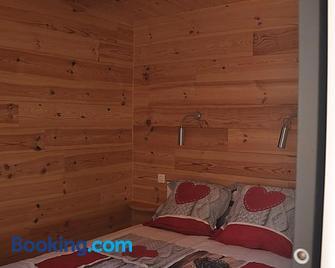 Eco-gîte de Tit'âne - Gignac - Bedroom