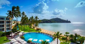 Crowne Plaza Phuket Panwa Beach - Wichit - Piscina