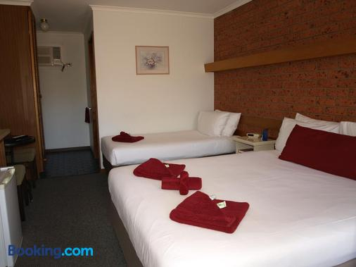 Old Coach Motor Inn - Echuca - Bedroom