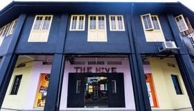 The Hive Singapore Hostel - Singapura - Edifício