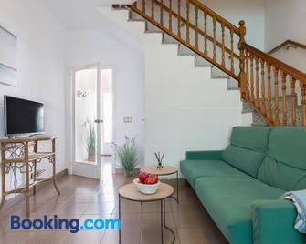 Vilasardemarlux - Vilassar de Mar - Living room