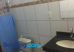 Suites do Peró - Cabo Frio - Bathroom