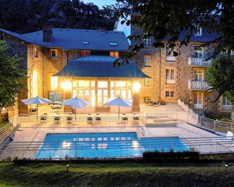 Hôtel Mercure Saint Nectaire - Spa & Bien-Être - Saint-Nectaire - Будівля