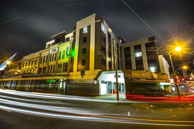 Yha Wellington - Веллингтон - Здание