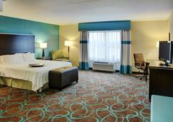 Hampton Inn by Hilton Winnipeg Airport/Polo Park, MB, Canada - Winnipeg - Bedroom