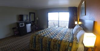 Ocean Gate Inn - Santa Cruz - Bedroom
